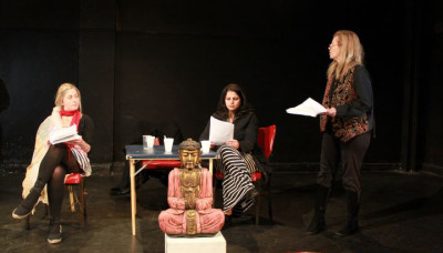 Weekend Intensive Play Writing Workshop