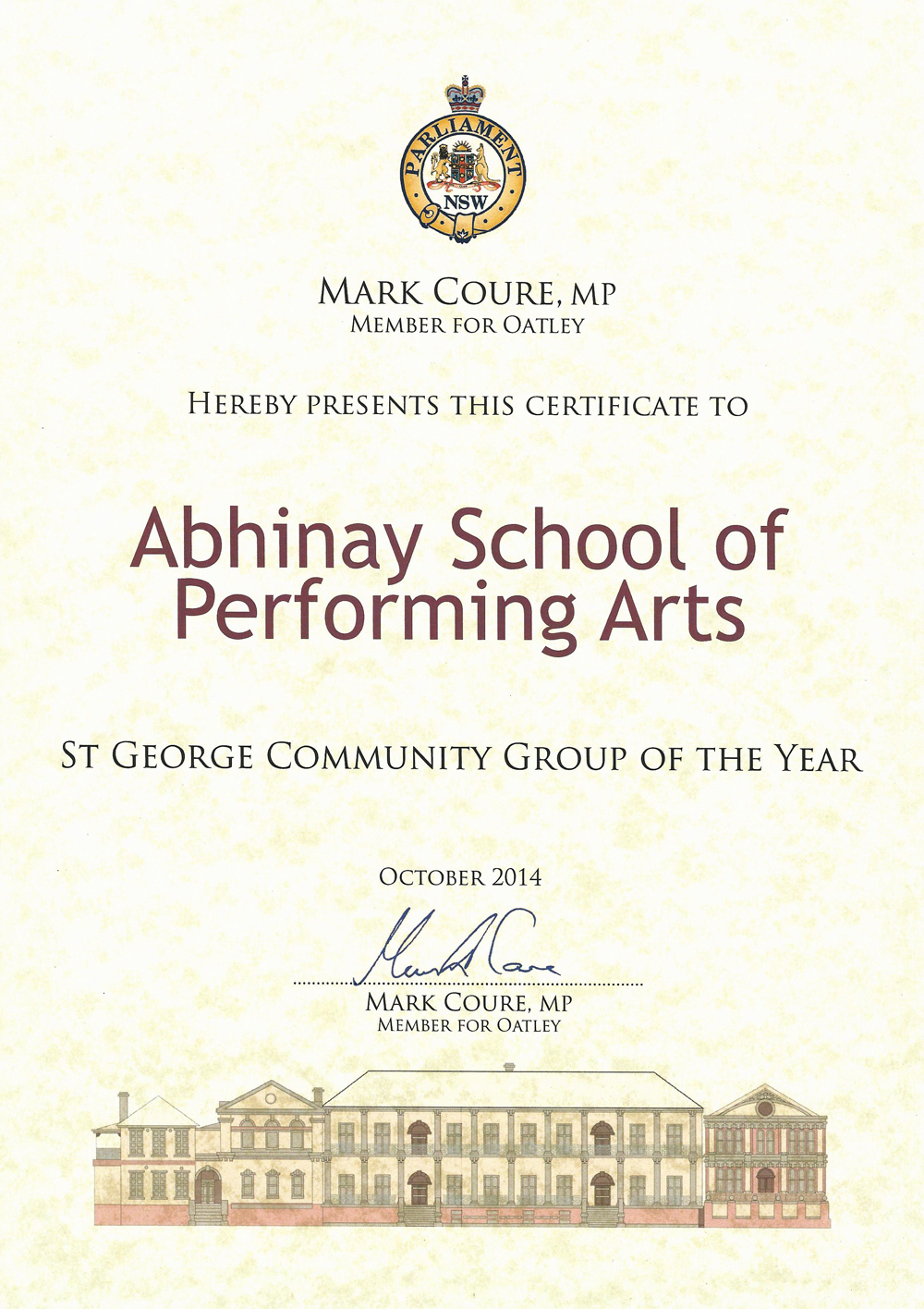 2.-St-George-Community-Group-of-the-year-2014
