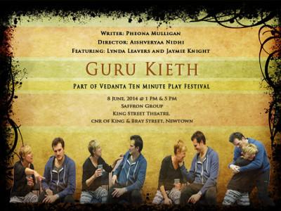 Guru Kieth – Vedanta Festival – Saffron Group.