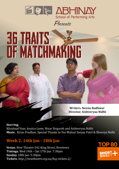 36 Traits of Matchmaking