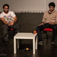 Shourya Nidhi and Pratick Tanna in Alex Broun's 'THE KILL' Directed by Shourya Nidhi